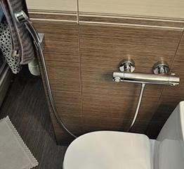 Ремонт Ванны и туалета ул. Приборостроителей дом 12